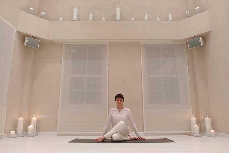 Scaravelli, Yoga, Class, London, Haybarn, Bamford, Chelsea, Kensington, Catherine Annis, Workshop