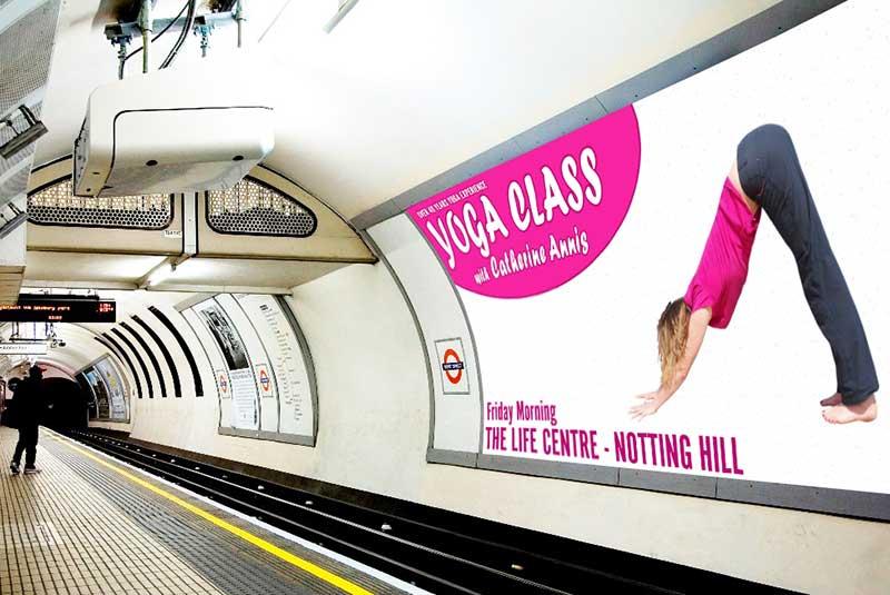 Life Centre, yoga, class, Friday, morning, best, studio, London, Notting Hill, Kensington, W8, Catherine Annis, Scaravelli, Hatha