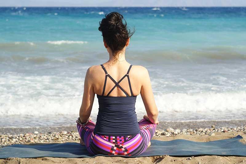Meditation, stress, relax