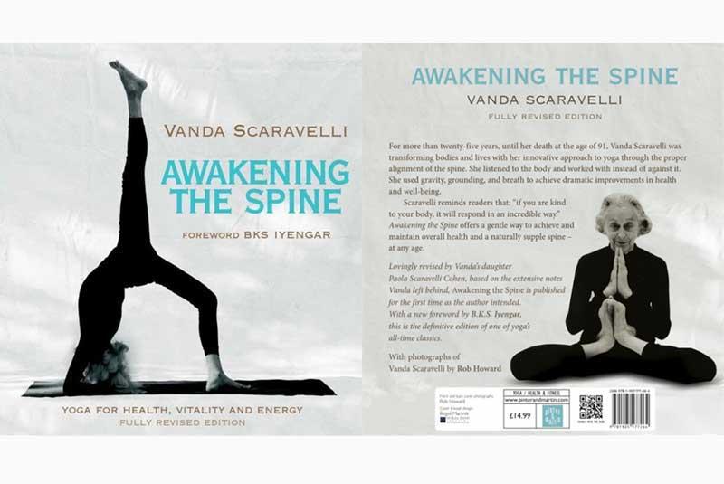Awakening, Spine, Yoga, Health, Vitality-energy, Paperback, book