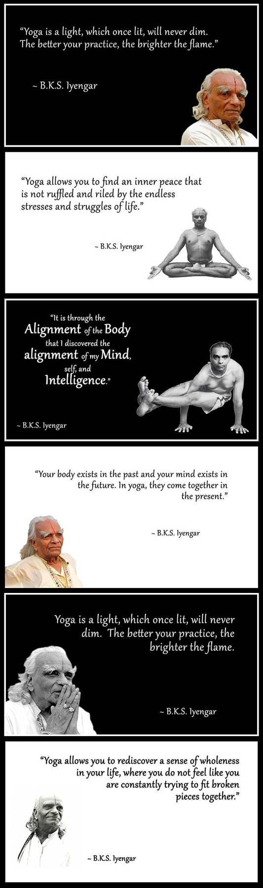 BKS, Iyengar, quotes, yoga, best, top, inspiring, quote
