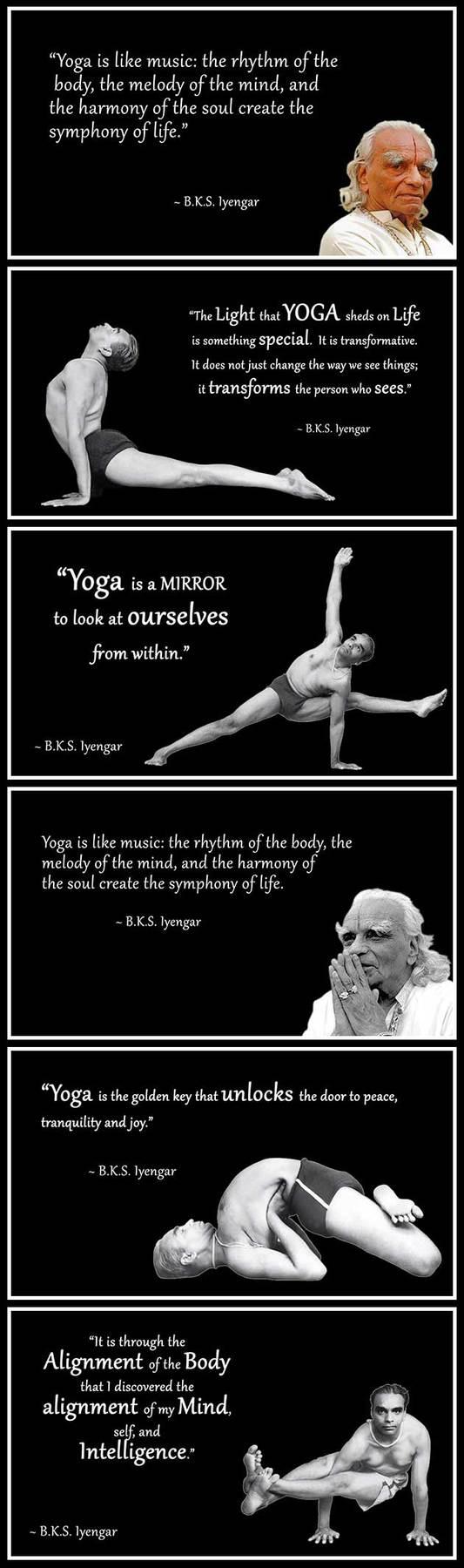 BKS, Iyengar, quotes, yoga, best, top, inspiring, quote