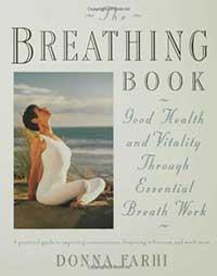 The Breathing, Book, Vitality, Health, Essential, Breath, Work, Donna Farhi