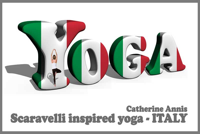 Italy, Italian, Scaravelli, Inspired, Yoga, Retreat, Workshop, Class, Catherine Annis