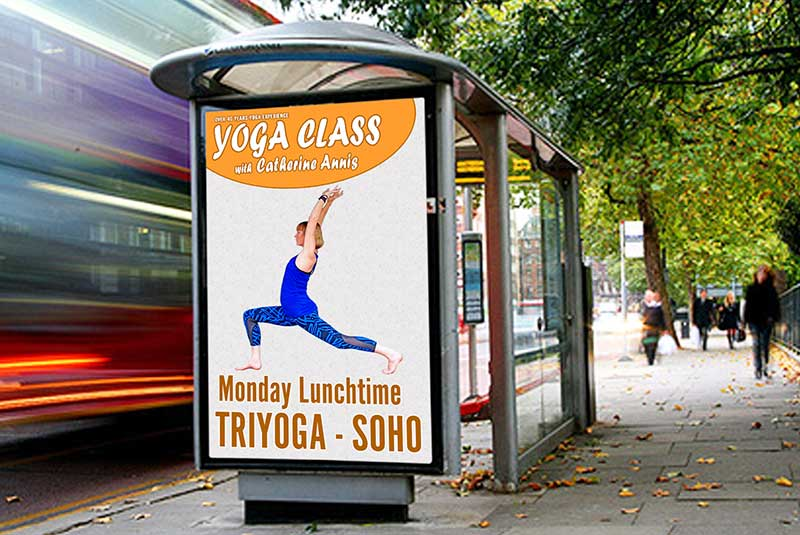 Monday, lunchtime, midday, afternoon, yoga, class, London, best, studio, triyoga-Soho, Westminster, Hatha Scaravelli, Catherine Annis
