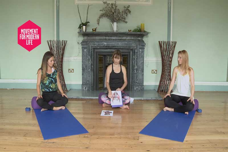 Movement, Modern, Life, MFML, Online, Yoga, Video, Scaravelli, Catherine Annis, Psoas