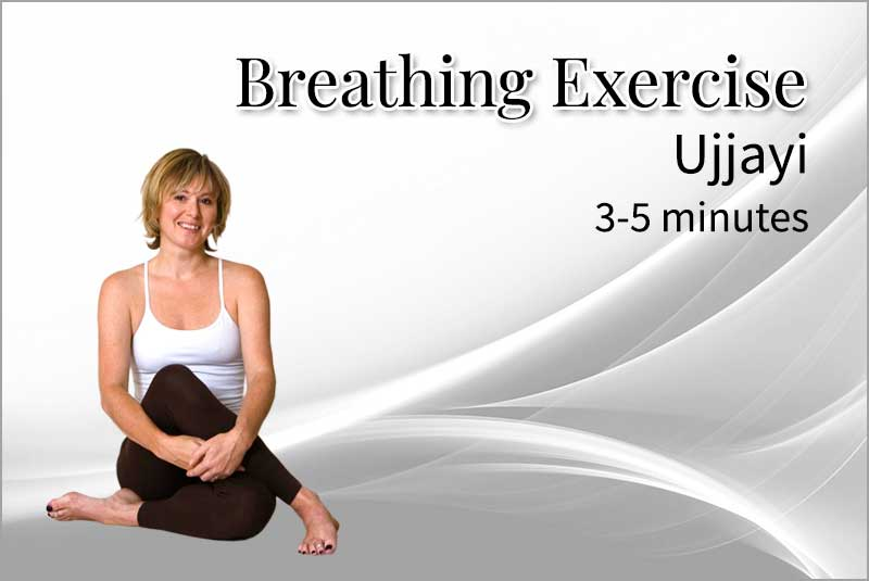 Tiny, Yoga, Breathing, Ujjayi, Exercise, Hatha, Scaravelli, Catherine Annis