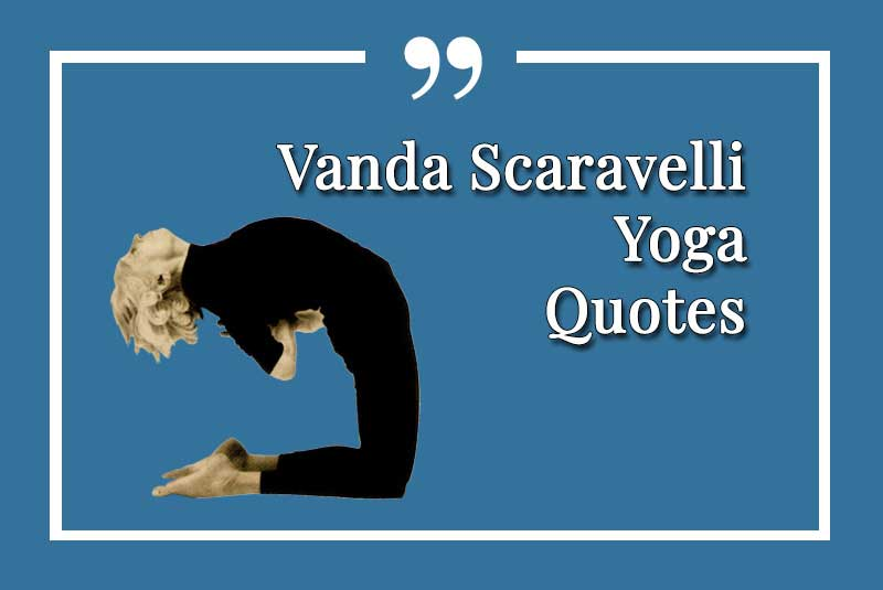Vanda Scaravelli