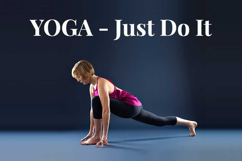 Yoga, Just Do It, Scaravelli, Catherine Annis, London, UK
