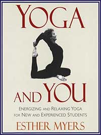 Yoga, You, Energizing, Relaxing, Students, Esther Myers