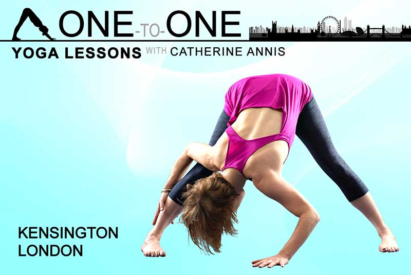 Yoga, private, class, one to one, 1 to 1, lessons, Kensington, London, W11