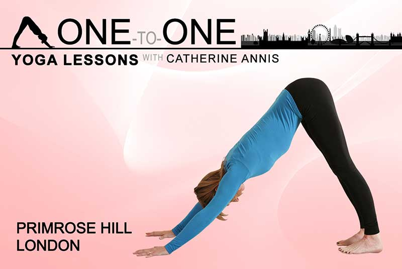 Yoga, private, class, one to one, 1 to 1, lessons, Primrose Hill, London, NW3