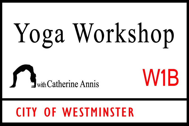 Yoga, workshop, London, Soho, triyoga, Westminster, W1
