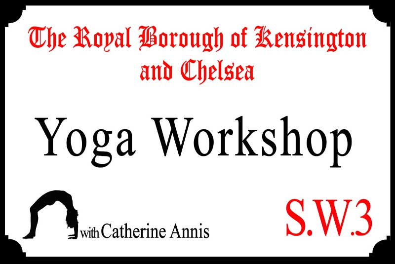 Yoga, workshop, SW3, SW5, SW7, London, Chelsea, triyoga, class
