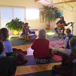 Scaravelli, Yoga, kirtan, Brighton, Catherine Annis