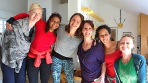 Teacher, Training, Scaravelli, Yoga, Brighton, Eastbourne, UK, 2018