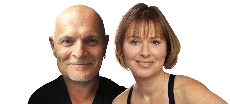 Catherine Annis, Gary Carter, Scaravelli nspired Yoga, Course, Training, Immersion, Sussex, UK