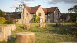 Somerset yoga retreat, 42 Acres, Frome, Scaravelli, Catherine Annis