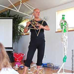 Gary Carter, Anatomy, Course, Fascial, Tensegrity, Myofascial, Yoga, Pilates, London, NaturalBodies, 2020