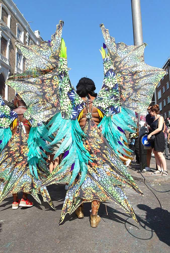 Notting Hill London: Notting Hill Carnival Photo Album: 2019