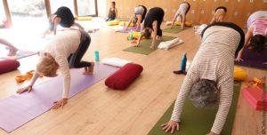 Santillan, Yoga, Holiday, Andalucia