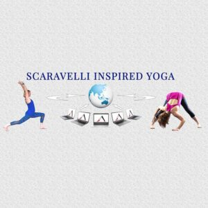 Scaravelli Yoga Classes, Zoom video, online, facebook, laptop, Catherine Annis, home