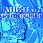 Scaravelli Yoga, Workshop, Zoom, online, Vagus Nerve, home, anatomy, Catherine Annis