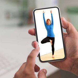 Zoom yoga classes, online, Scaravelli, Hatha, home, Catherine Annis yoga, live stream