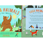Yoga Animals in the Forest, Christiane Kerr, Julia Green, Children, Book