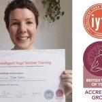 Yoga Teacher Training Course, London, BWY, Scaravelli, Certificate