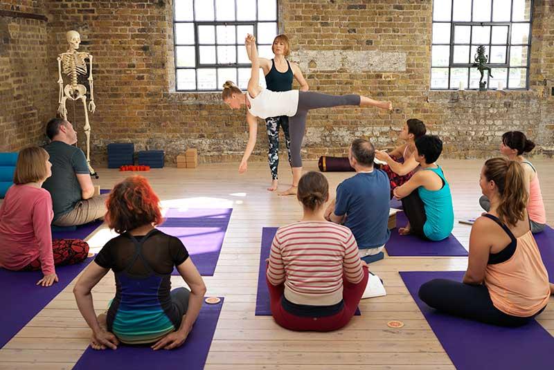 London Yoga Teacher Training, Course, BWY, British Wheel of Yoga, Accredited