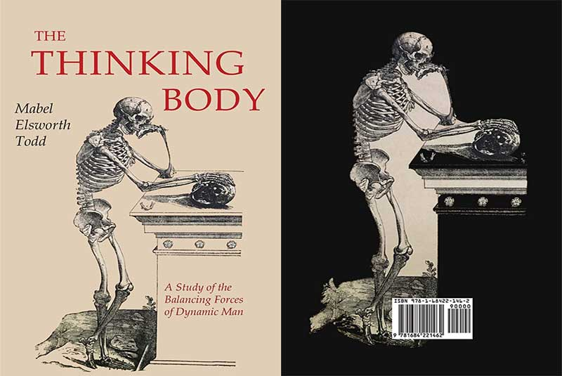 Mabel Todd, The Thinking Body, Book