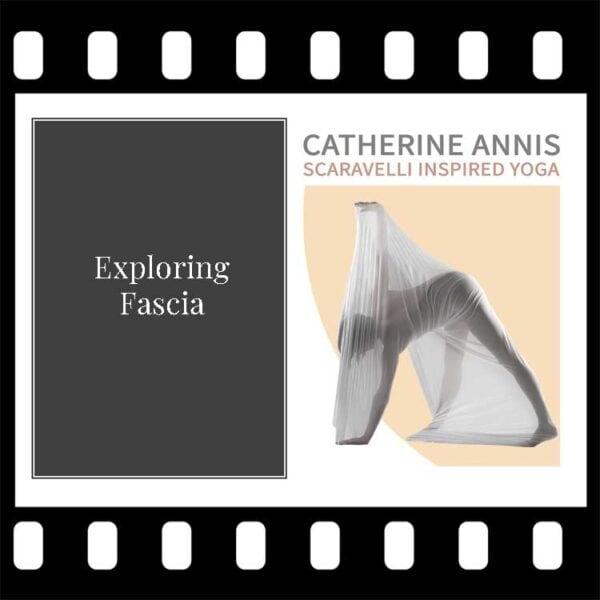 Fascia, Scaravelli Inspired Yoga, Workshop, Catherine Annis