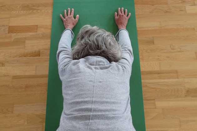 Yoga for Seniors, Boomers, Scaravelli-Inspired Yoga, class, Hatha Yoga
